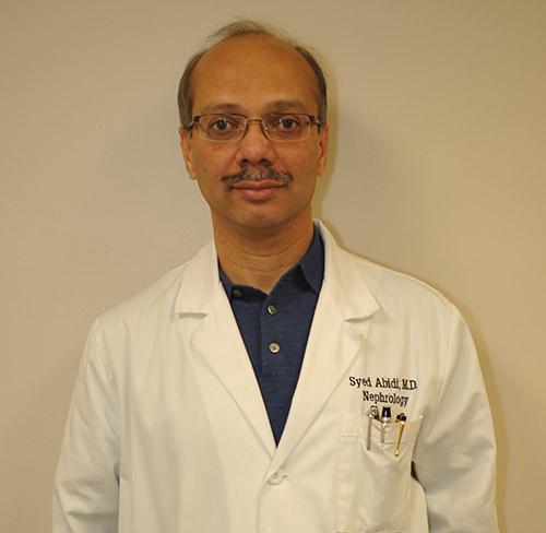 Syed Abidi, MD